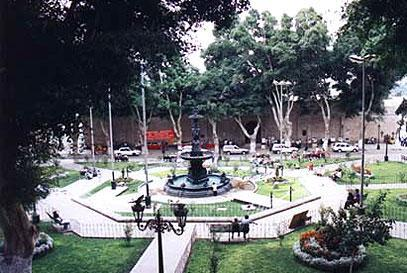 Ville de Moquegua