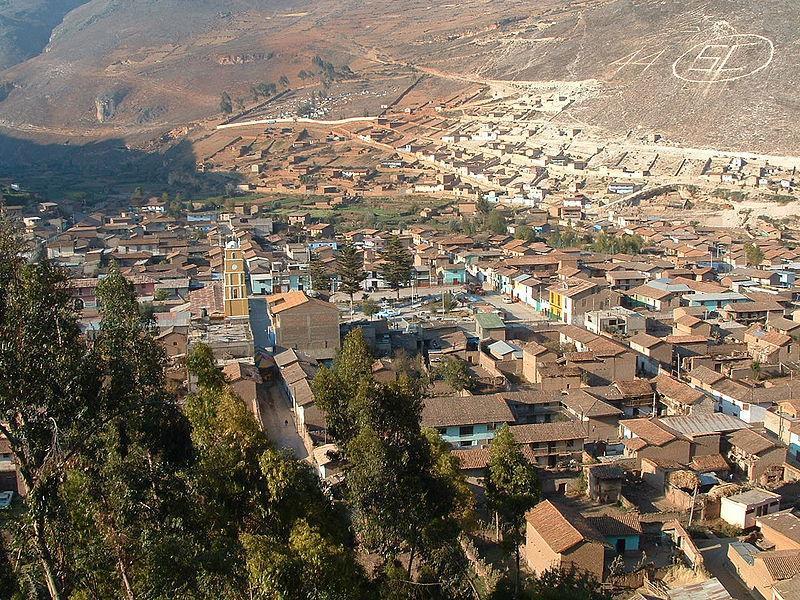 Ciudad de Palcomayo