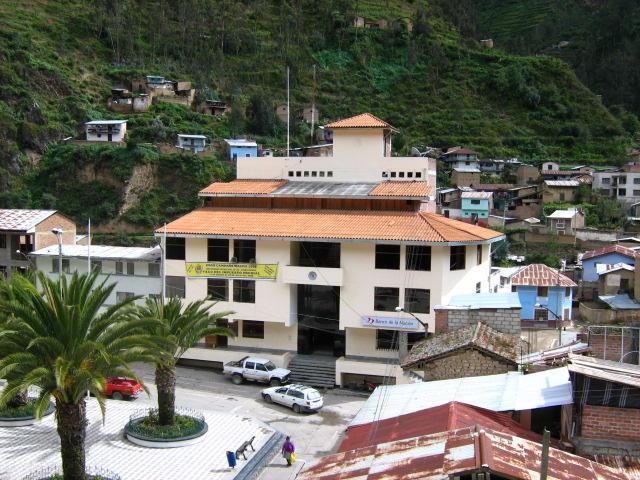 Huasahuasi,  Capital Semillera de Papas del Perú
