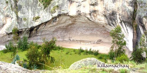 Peintures rupestres de Killamachay