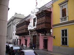 Palacio de Torre Tagle