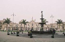 Palacio de Gobierno del Perú