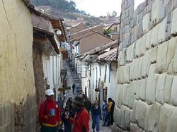 La Calle Hatun Rumiyuq