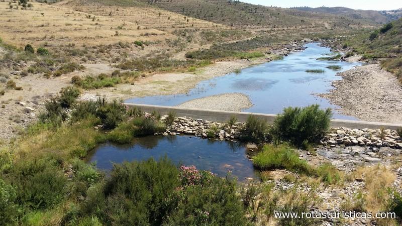 Fluss Foupana
