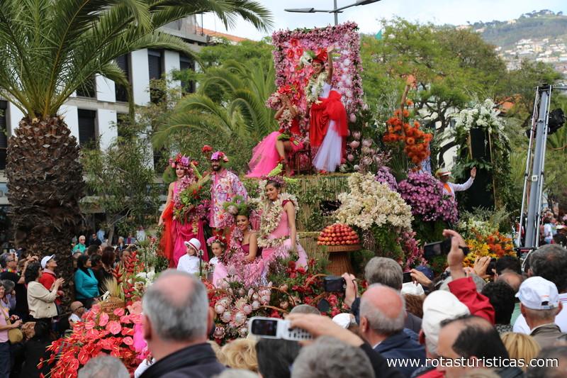 Festa Das Flores da Ilha da Madeira
