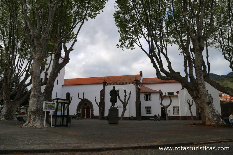 A Igreja Matriz de Machico (Ilha da Madeira)