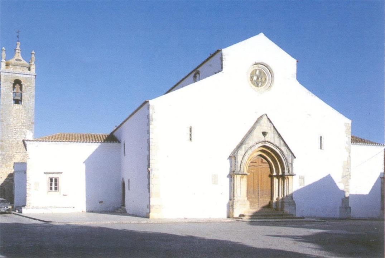 Chiesa madre di São Clemente (Loulé)