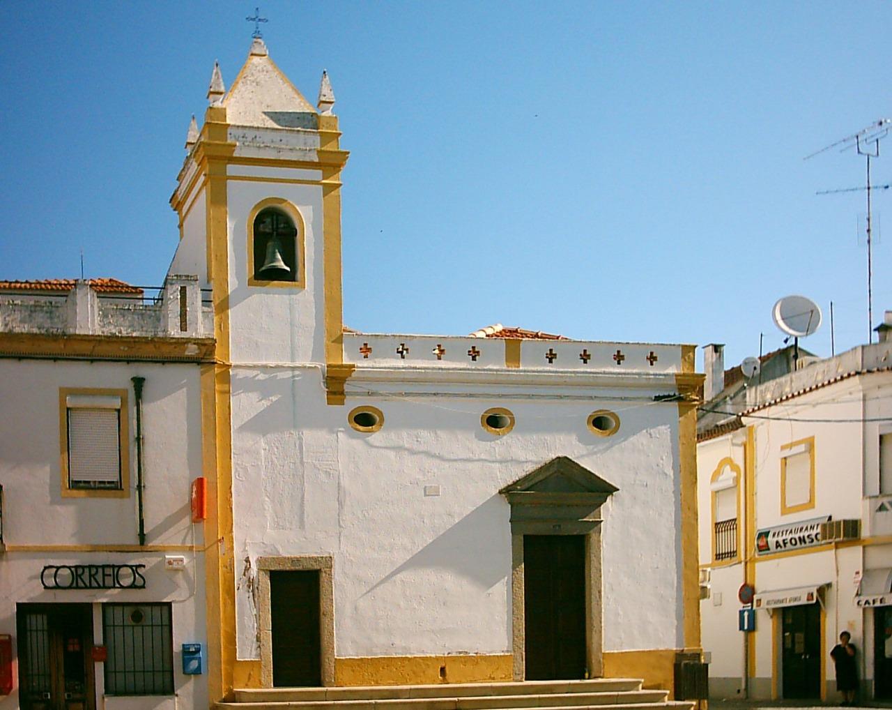 Kirche der Misericórdia de Mora