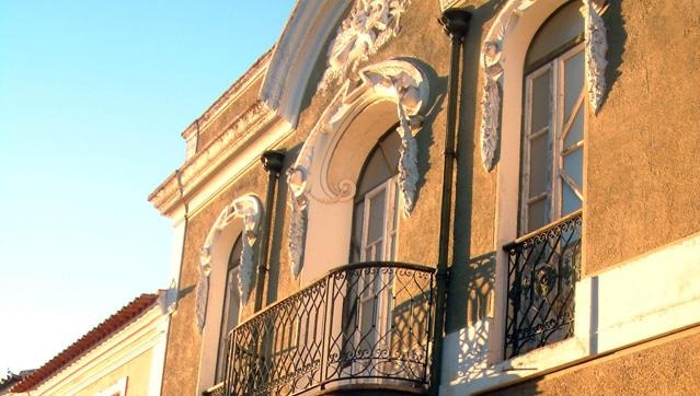 Theater des Dorfes Cabeção (Mora)