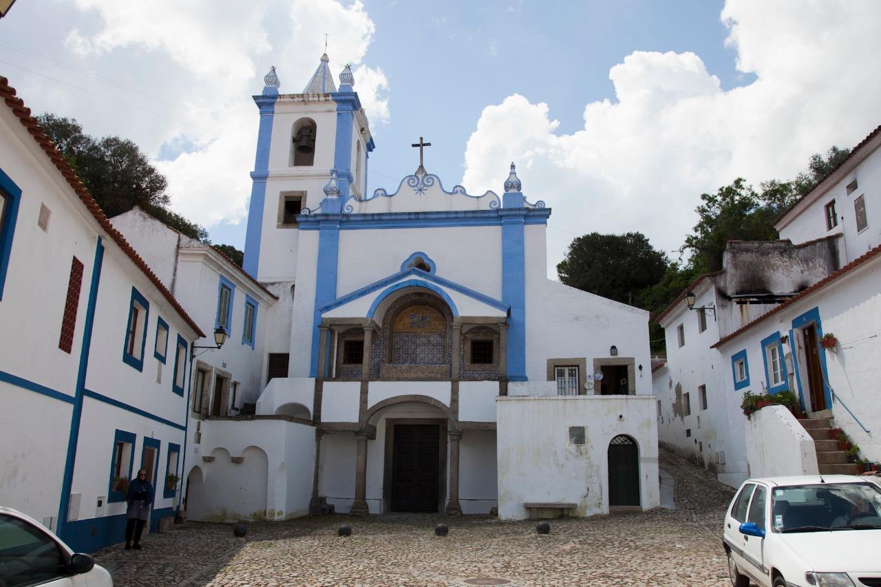 Conjunto de Edificações, Junto ao Santuário da Nossa Senhora das Brotas (Mora)