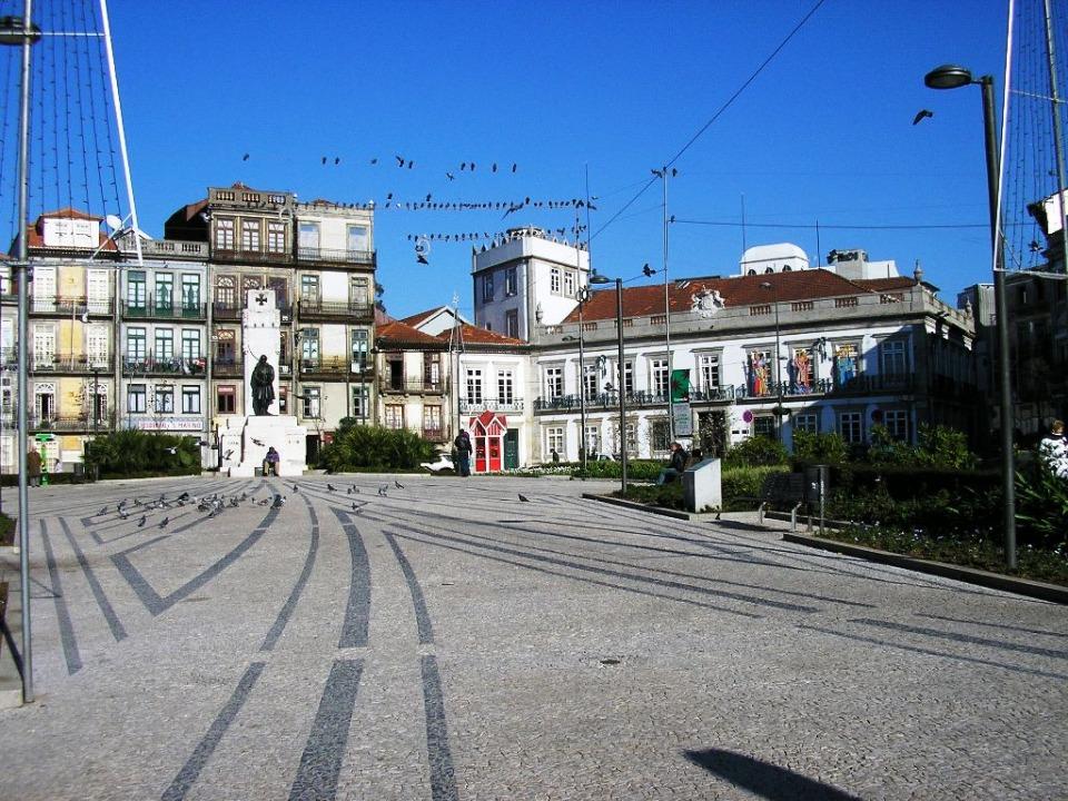 Carlos Alberto Square (Porto)