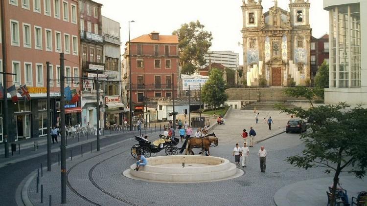 Praça da Batalha (Oporto)