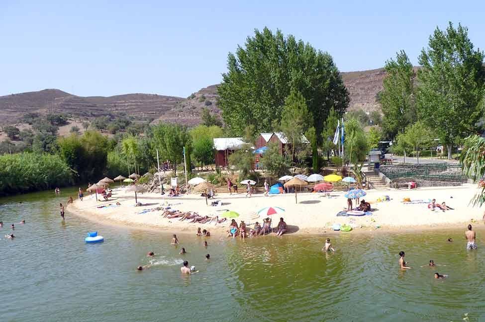 Playa Fluvial del Pego Fondo - Alcoutim