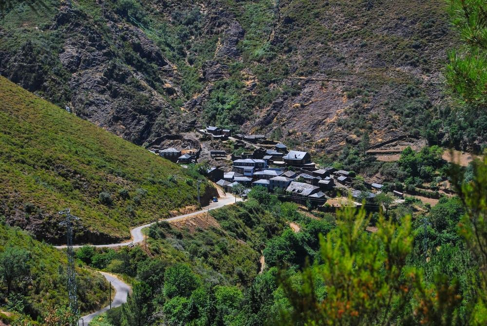 Aldeia de Pena - Shale Villages