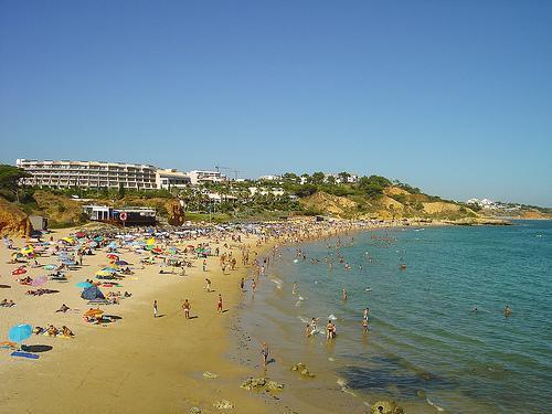 Playa de Santa Eulalia (Albufeira)