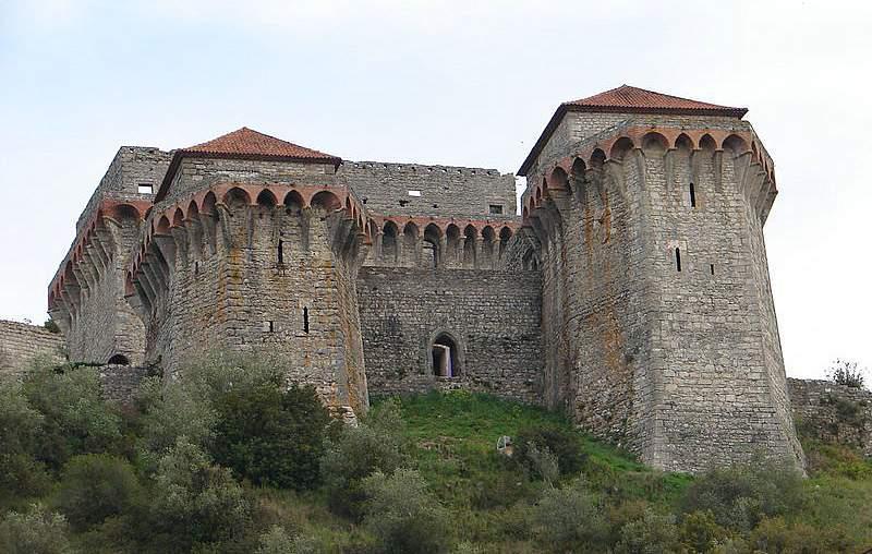 Castillo de Ourém (Ourém)