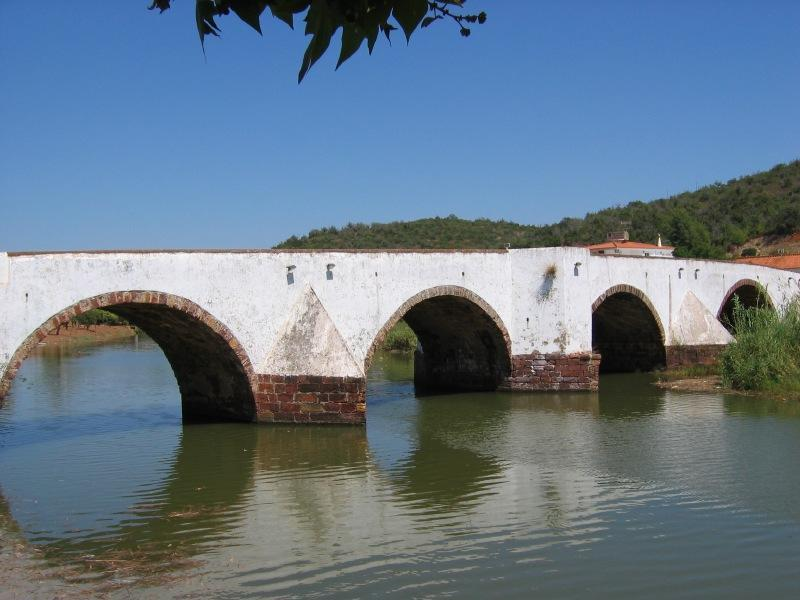 Pont romain de Silves (Algarve)