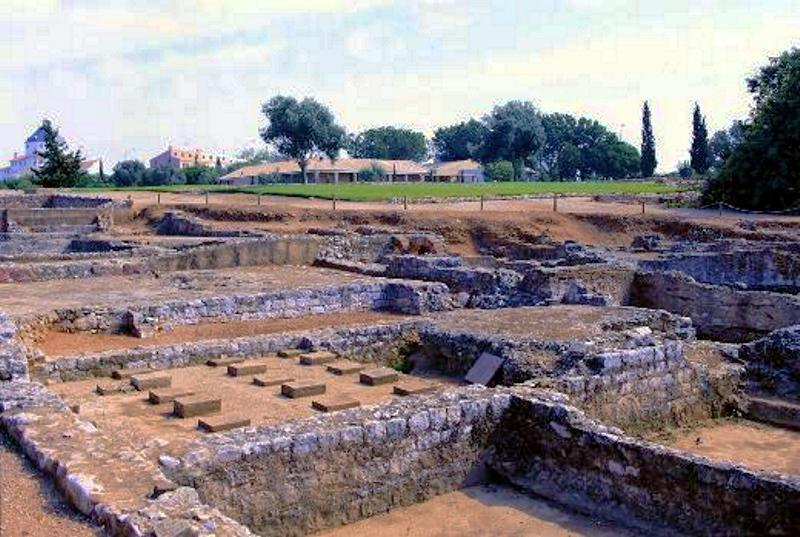 Rovine romane di Cerro da Vila (Vilamoura)