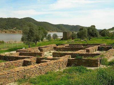 Römisches Dorf Montinho das Laranjeiras (Alcoutim)