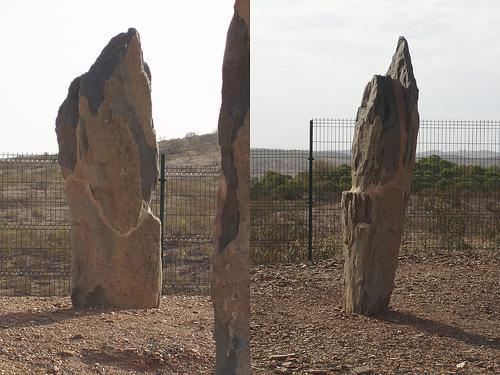 Menires de Lavajo (Alcoutim)