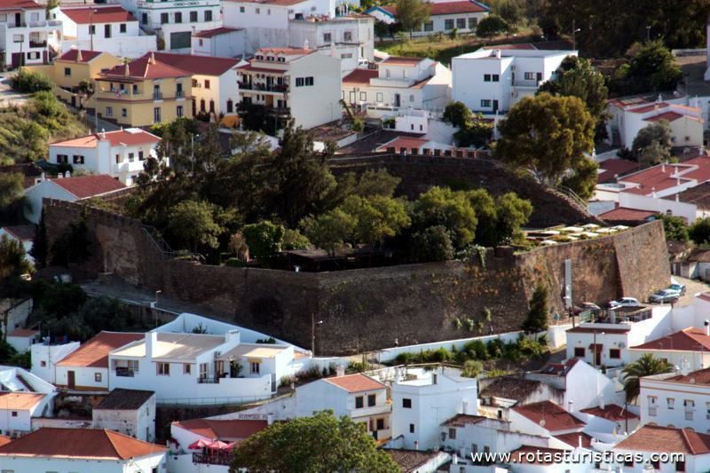 Schloss von Alcoutim (Algarve)