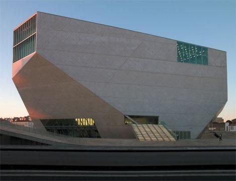 Haus der Musik (Porto)