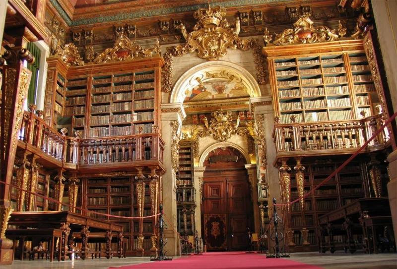 Joanina Library (Coimbra)
