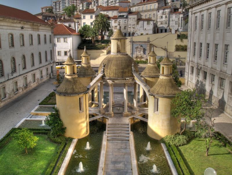 Garden of the Manga (Coimbra)