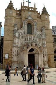 Monastery of Santa Cruz or Church of Santa Cruz (Coimbra)