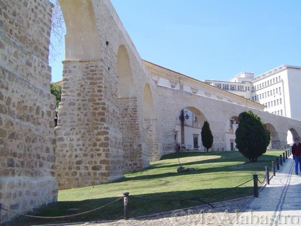 Aqueduct of São Sebastião or Arcos do Jardim (Coimbra)