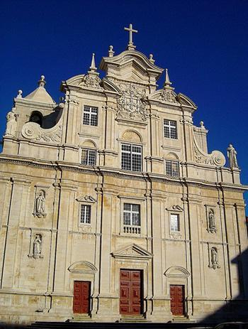 New Cathedral of Coimbra (Coimbra)