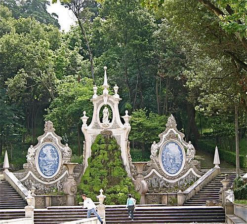 Park of Santa Cruz (Coimbra)