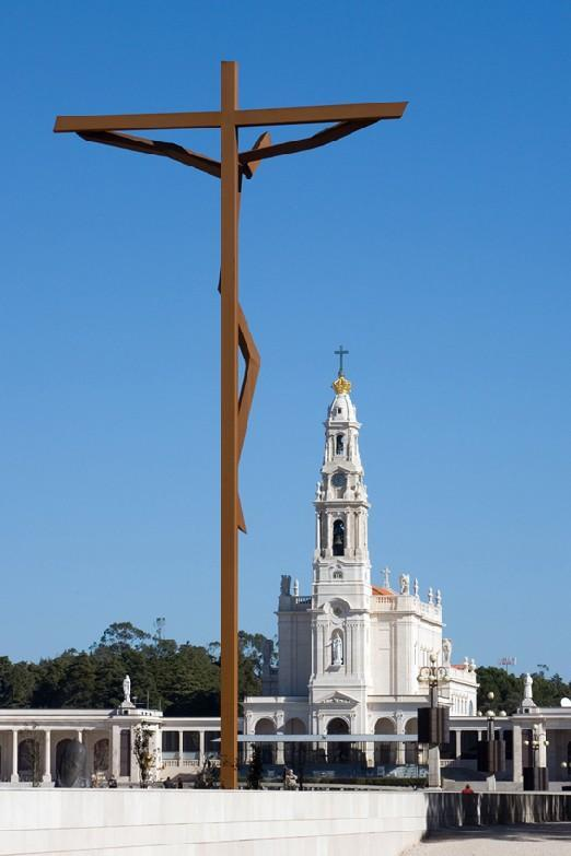 Cruz Alta - Santuario de Fátima