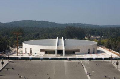 Iglesia de la Santísima Trinidad - Santuario de Fátima (Fátima)