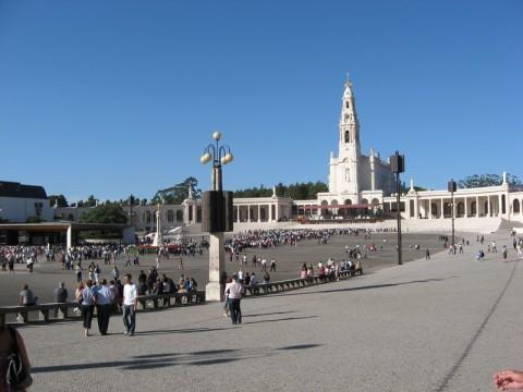Basílica de Nossa Senhora do Rosário - Santuário de Fátima