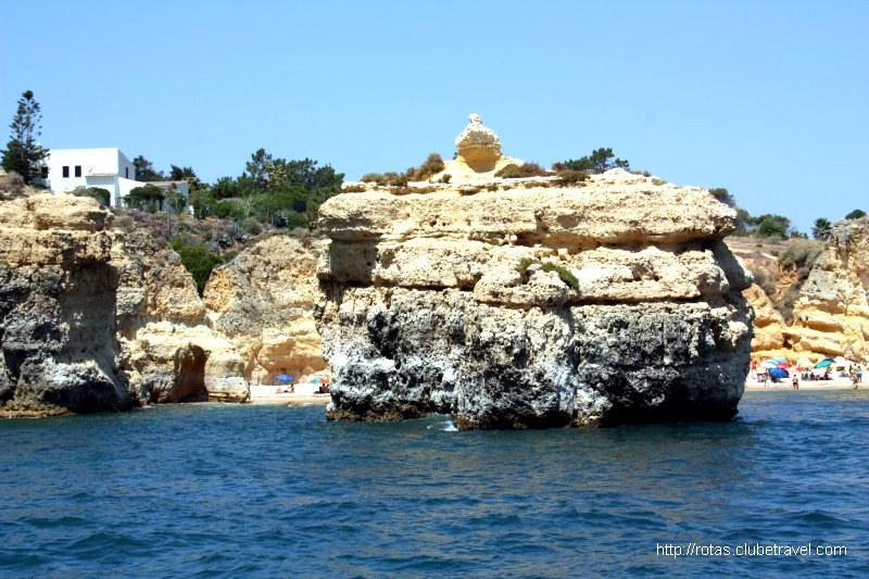 Playa del Castelo (Albufeira)