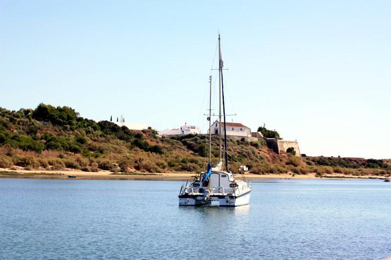Dorf von Cacela Velha (Algarve)