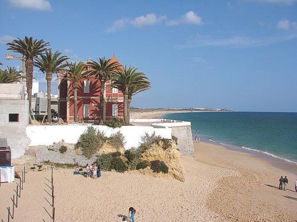 Villaggio di Armação de Pêra (Algarve)