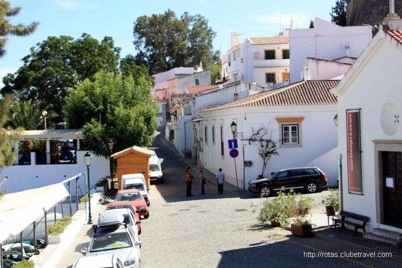 Dorp van Alcoutim (Algarve)