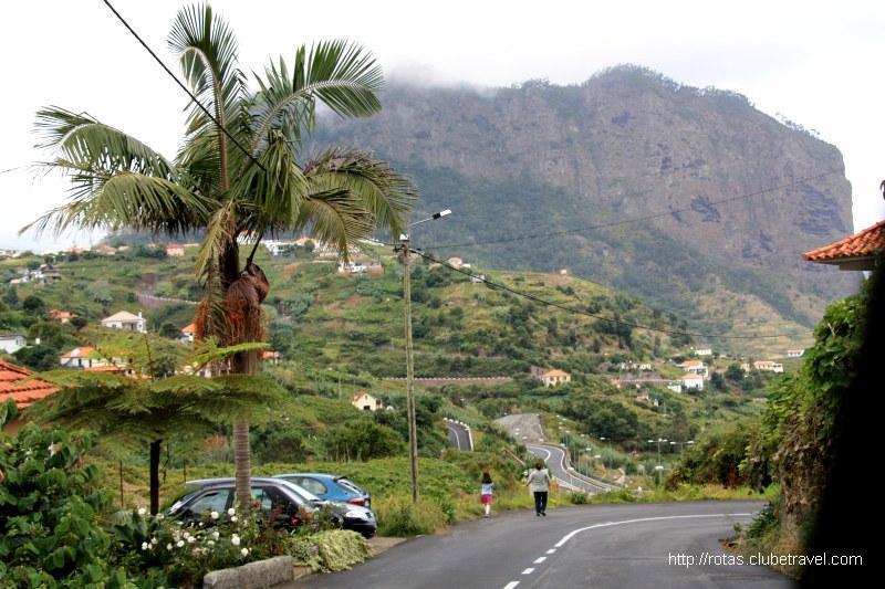 Vila de Porto da Cruz (Ilha da Madeira)