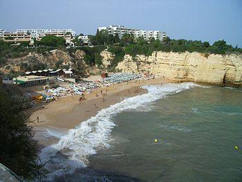 Spiaggia Senhora da Rocha