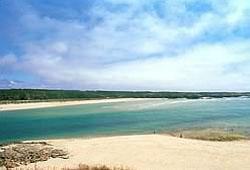 Strand van Cacela (Algarve)