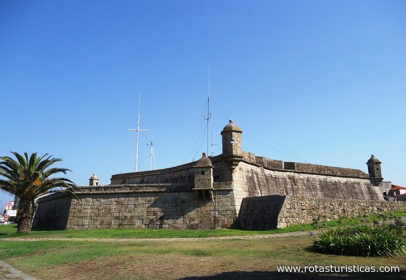 Fortezza di Nossa Senhora das Neves (Matosinhos)