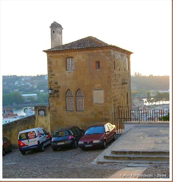 Anto Tower or Prior of the Ameal Tower (Coimbra)