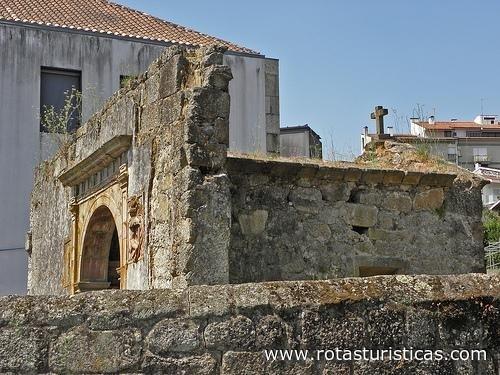 Ruines du couvent de Santa Clara (Amarante)