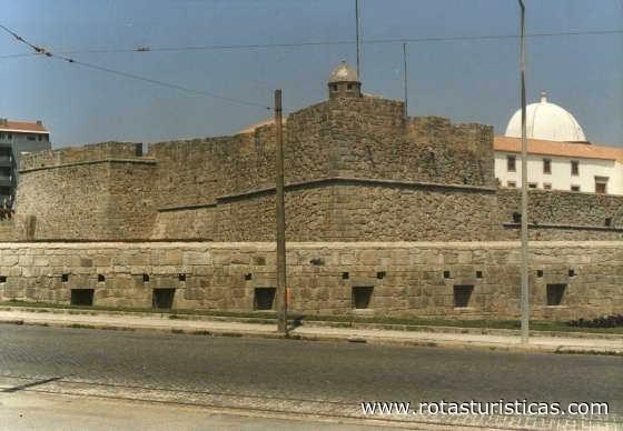 Fort von São João Baptista da Foz
