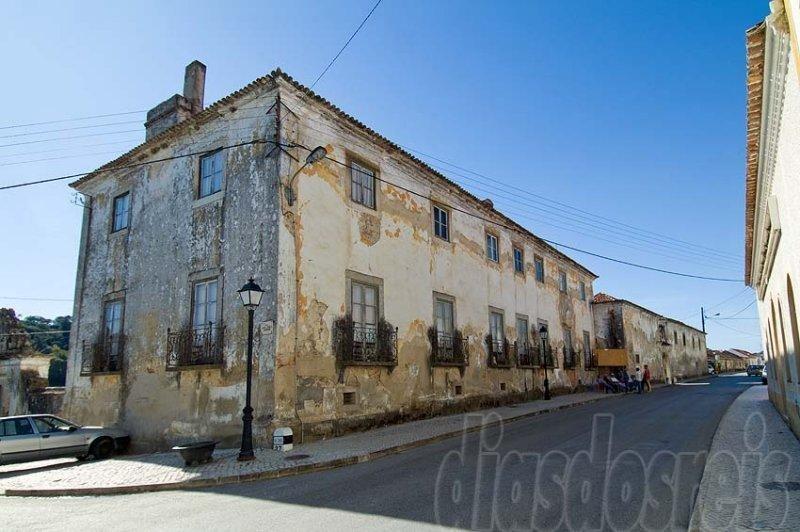 Palácio dos Condes de Aveiras (Azambuja)
