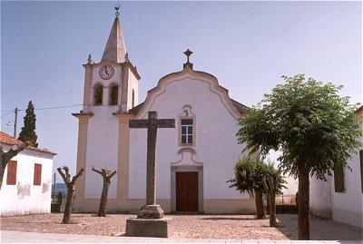 Igreja Matriz de Montalvo (Constância)