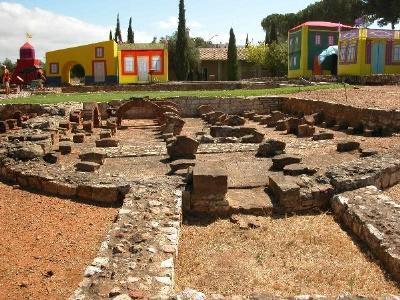 Stazione archeologica di Cerro da Vila (Vilamoura)
