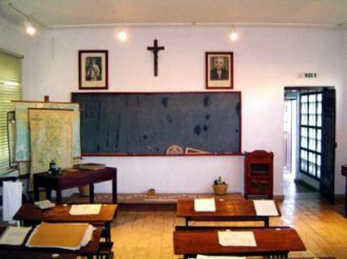 Museologische kern van Santa Justa (Alcoutim)